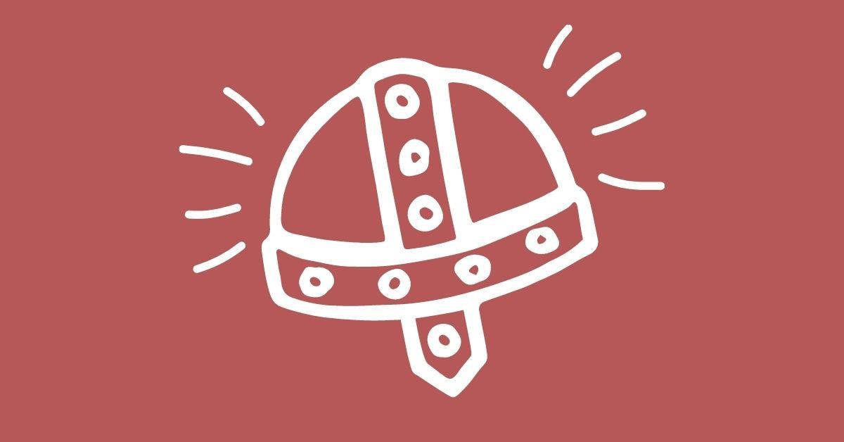 Viking Helmet Murton Park