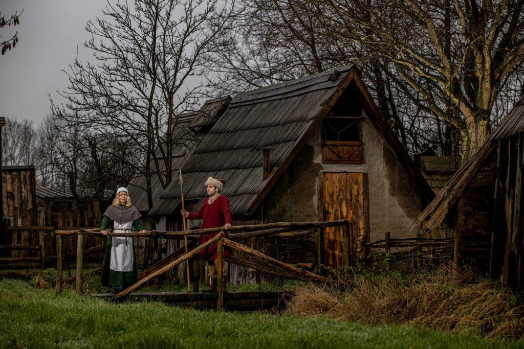 Viking Village Murton Park