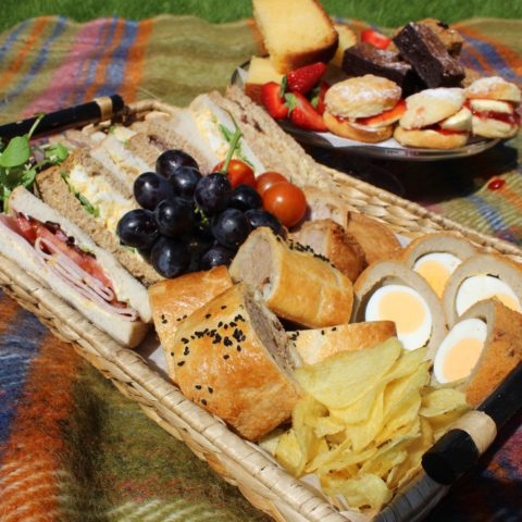 Yorkshire Day picnic